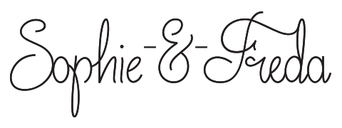 Sophie and Freda logo