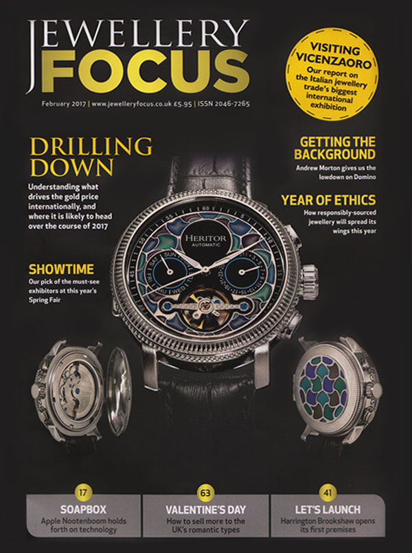 Jewellery Focus February 2017 Edition