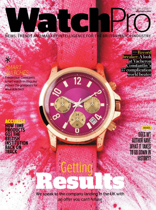 WatchPro October 2015 Edition